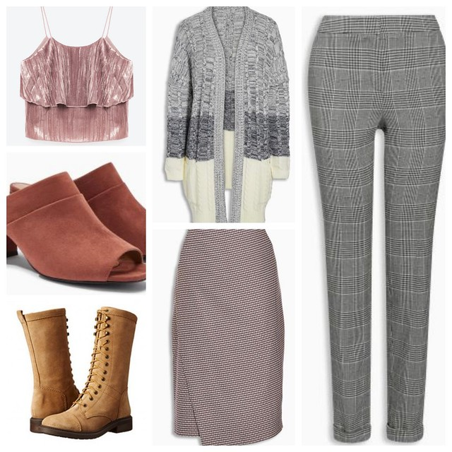 AW2016 dusky pink and grey