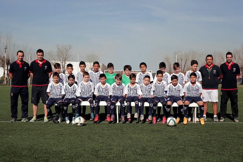 Sportivo Barracas - Fútbol Infantil  - Temporada 2016 - Categoría 2005