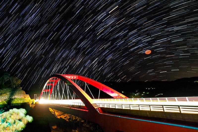 Milkyway 芙谷峩橋|阿里山銀河