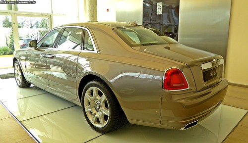Rolls-Royce Ghost - Santiago, Chile