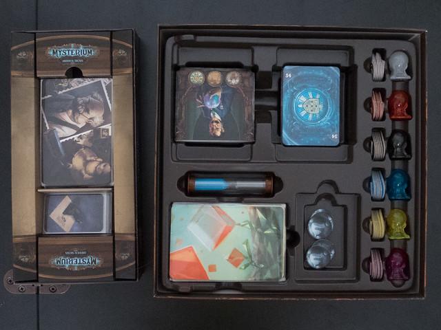 Mysterium - boîte état d'origine