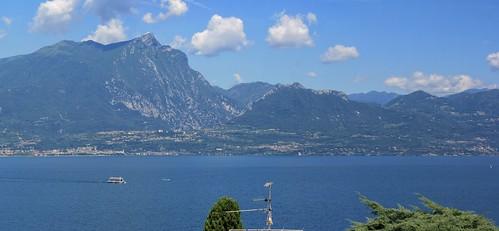 Lake Garda panorama 2