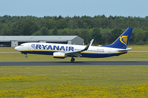 Ryanair Boeing 737-8AS EI-EBL | by EK056