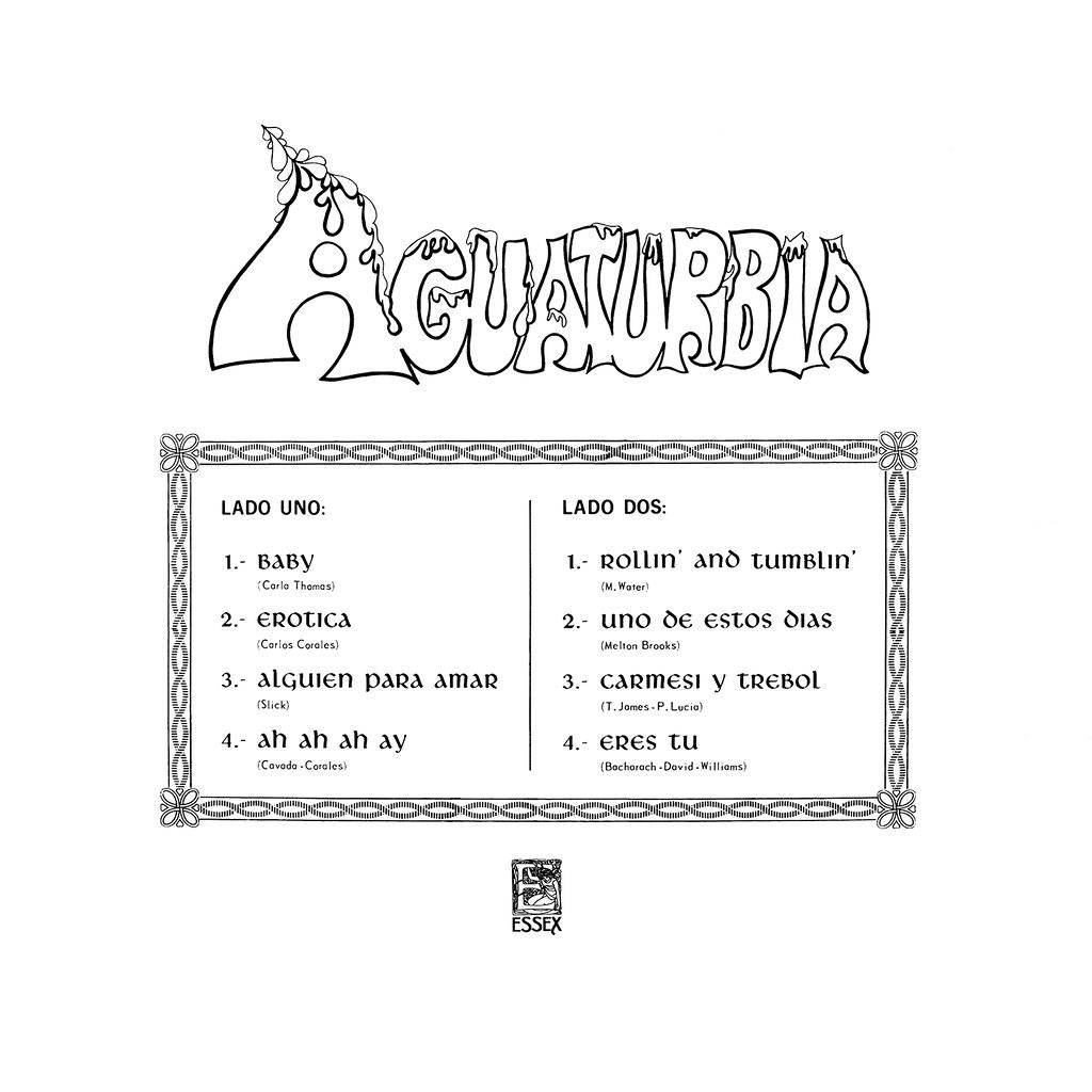 Aguaturbia - Aguaturbia