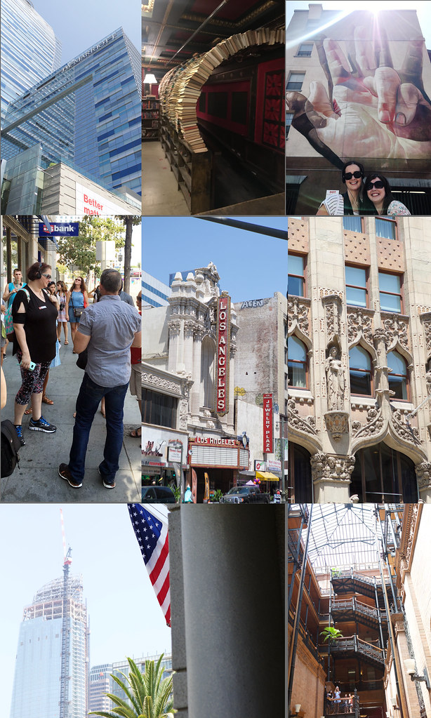 LA Walking tour