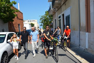 Torre a Mare. Bike Tour front