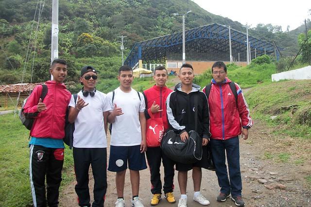Microfutbol en La Unión(N)