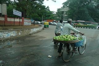 Bangalore - Street scene