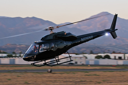 Aerospatiale AS355F2 Ecureuil | by Trent Bell
