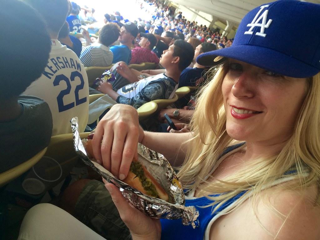LA Dodgers Game