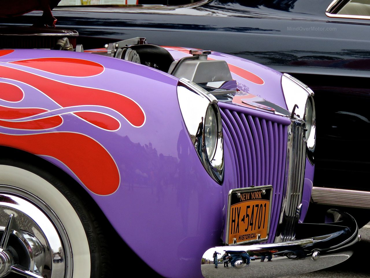Ford Hot Rod Scarsdale Concours 2