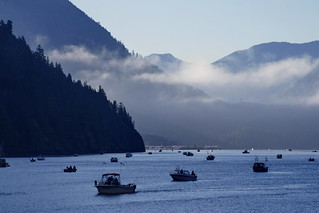 Alberni Inlet;  Early in the morning,  Explore 24.09.12 | by blacky_hs