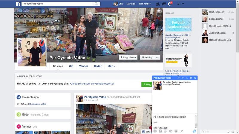 facebook vatne