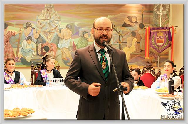 Briviesca en Fiestas 2016 Sopa de ajo, Recepción y canto del Himno a Briviesca 1 (4)