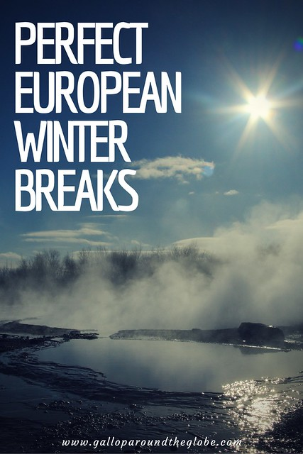 Perfect European Winter Breaks