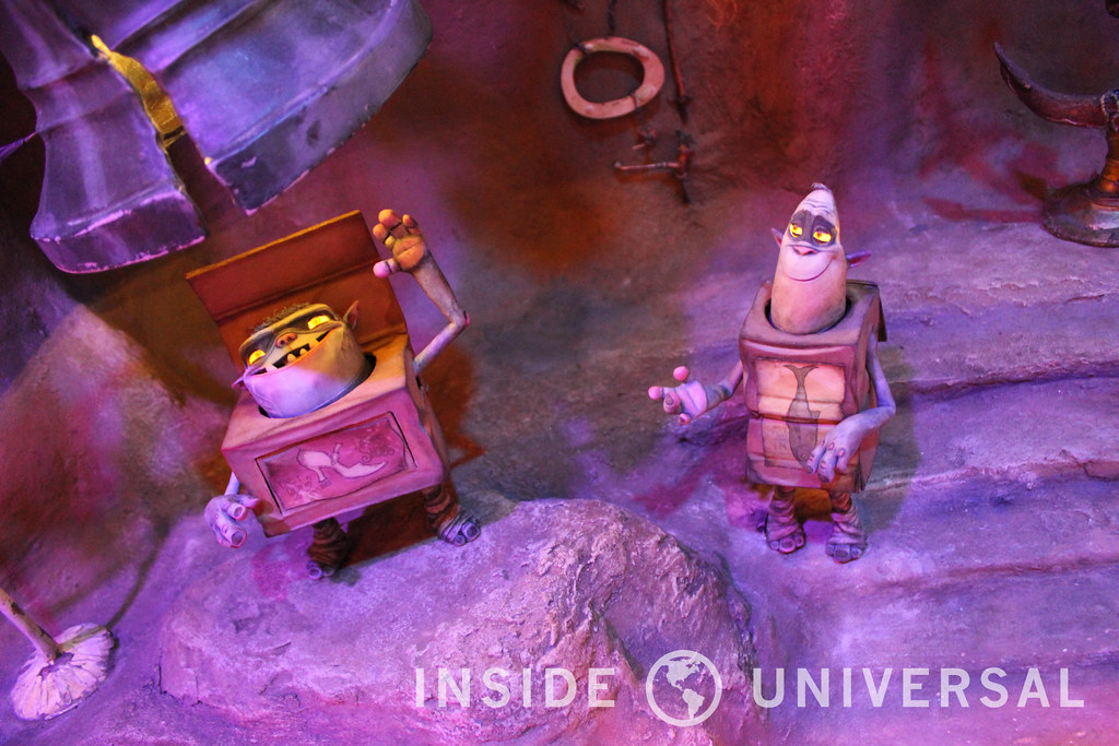"""A Magical LAIKA Experience"" debuts at Universal Studios Hollywood - The Boxtrolls"