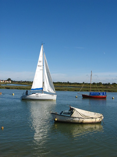 Maldon, Essex | by Steven K. Hearn