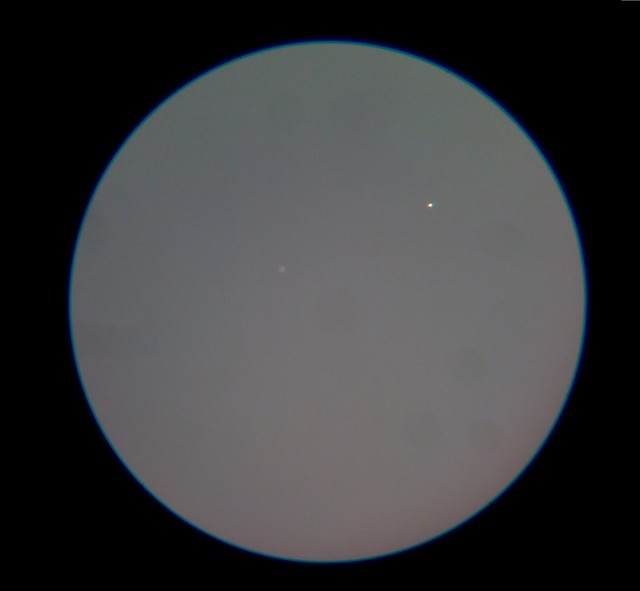 Venus & Jupiter conjunction 2016