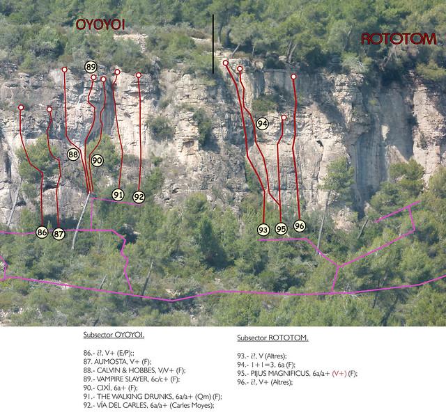 Vallirana - Les Casetes d'en Muntaner - Casetes Est - Equipamientos 2016