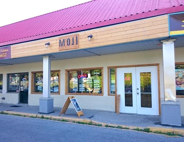 Moji Japanese Eatery storefront