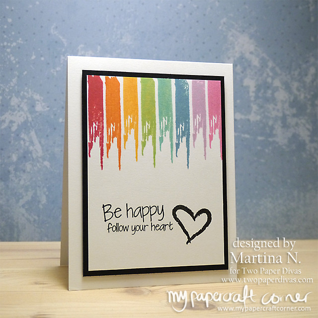 Be happy - Card #456