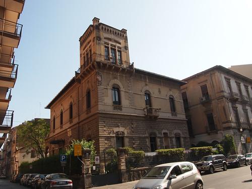 Palazzo next door to Hackspace Catania