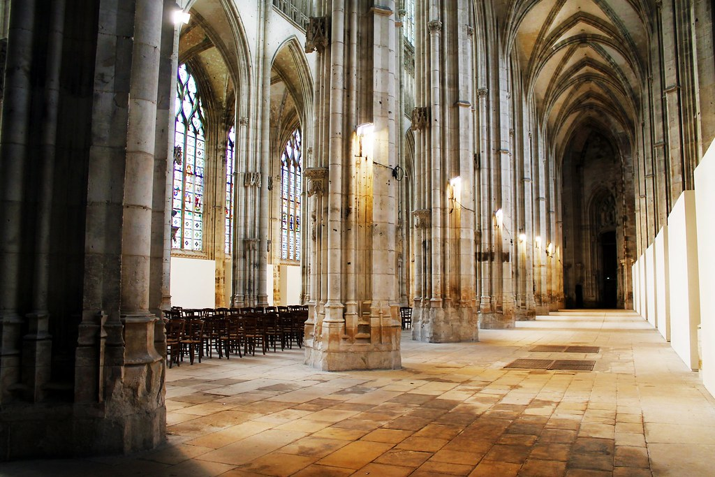Drawing Dreaming - 10 coisas a fazer num dia em Rouen - Abbaye Saint Ouen