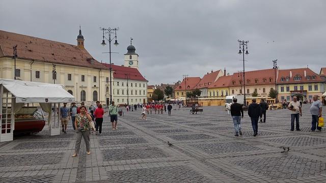 Piata Maiore: Sibiu