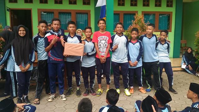 Upacara dan Lomba 17 Agustus 2016 SMPI Al-Kautsar