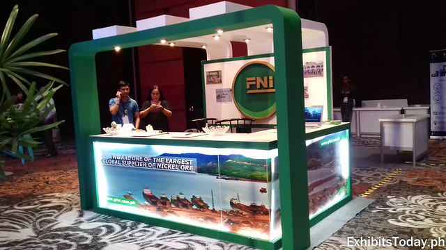Fni Exhibit Booth