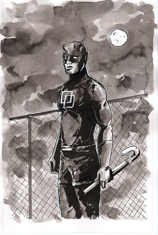 Daredevil Commission