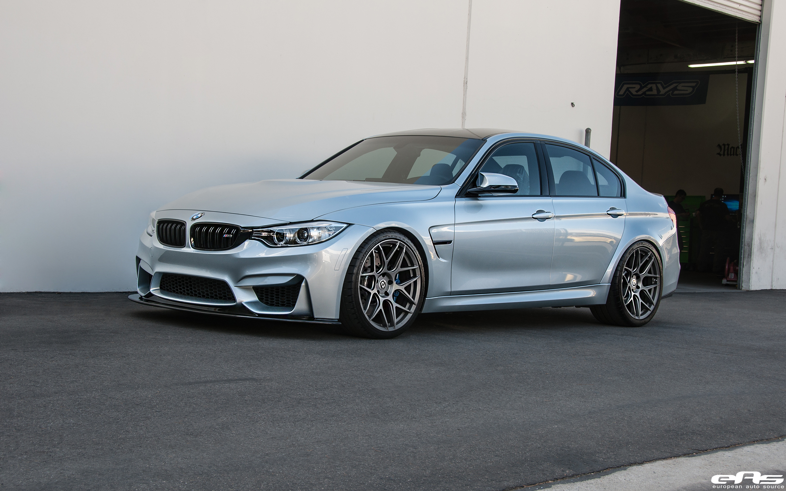 Elsa The 2015 Silverstone Metallic F80 M3 Bmw