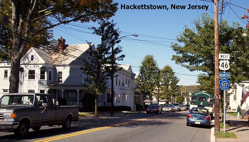 Hackettstown NJ