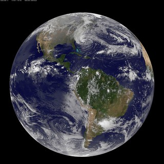 NASA Satellites See Sandy Expand as Storm Intensifies | by NASA Goddard Photo and Video