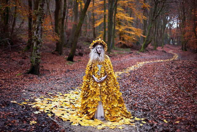 Kirsty Mitchell |Photo Book Of Wonderland series