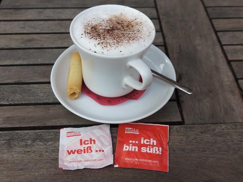 SchocMoc (im Cafe Extrablatt in Münster)