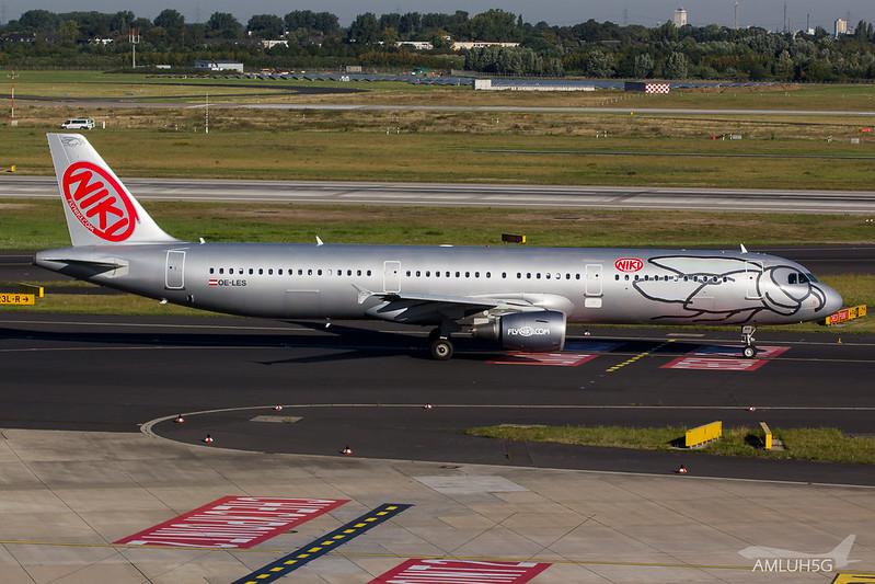 Niki - A321 - OE-LES (1)