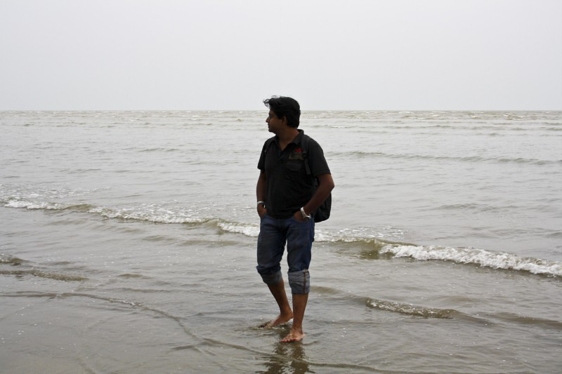 Chandipur Sea Beach, Balasore, Odisha India