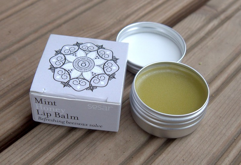 Sosar Mint Honey Lip Balm