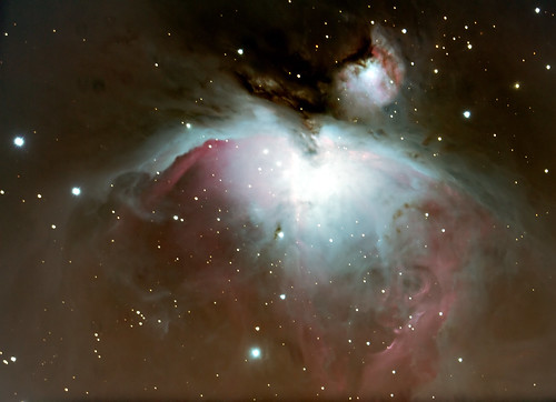 Orion nebula | by English Dave