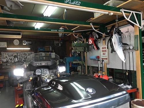 Garage FLAT