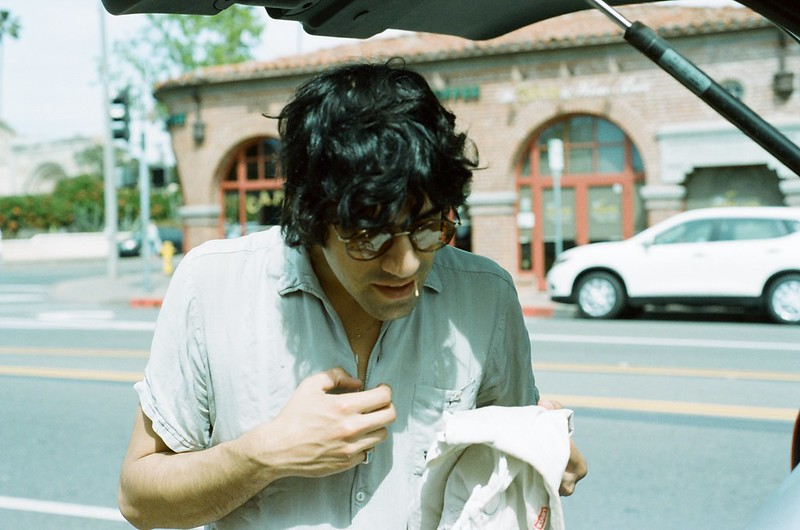 Behind the scenes with Allah Las