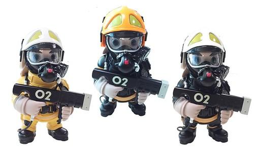 Firefighter Masterpiece Cillectibles