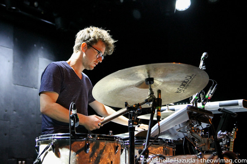 Wye Oak @ Teragram Ballroom, Los Angeles 07-16-2016 02