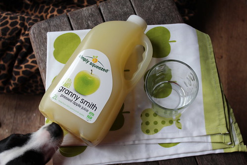 Granny Smith Apple Juice
