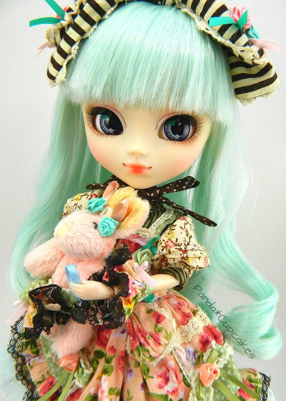 Katie k flickr for Alice du jardin pullip