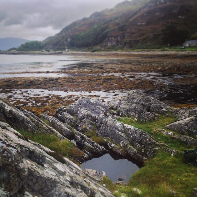 Rocks at Glenuig, Sound of Arisaig  #soundofarisaig #glenuig #texture #scottishscenery #rocks