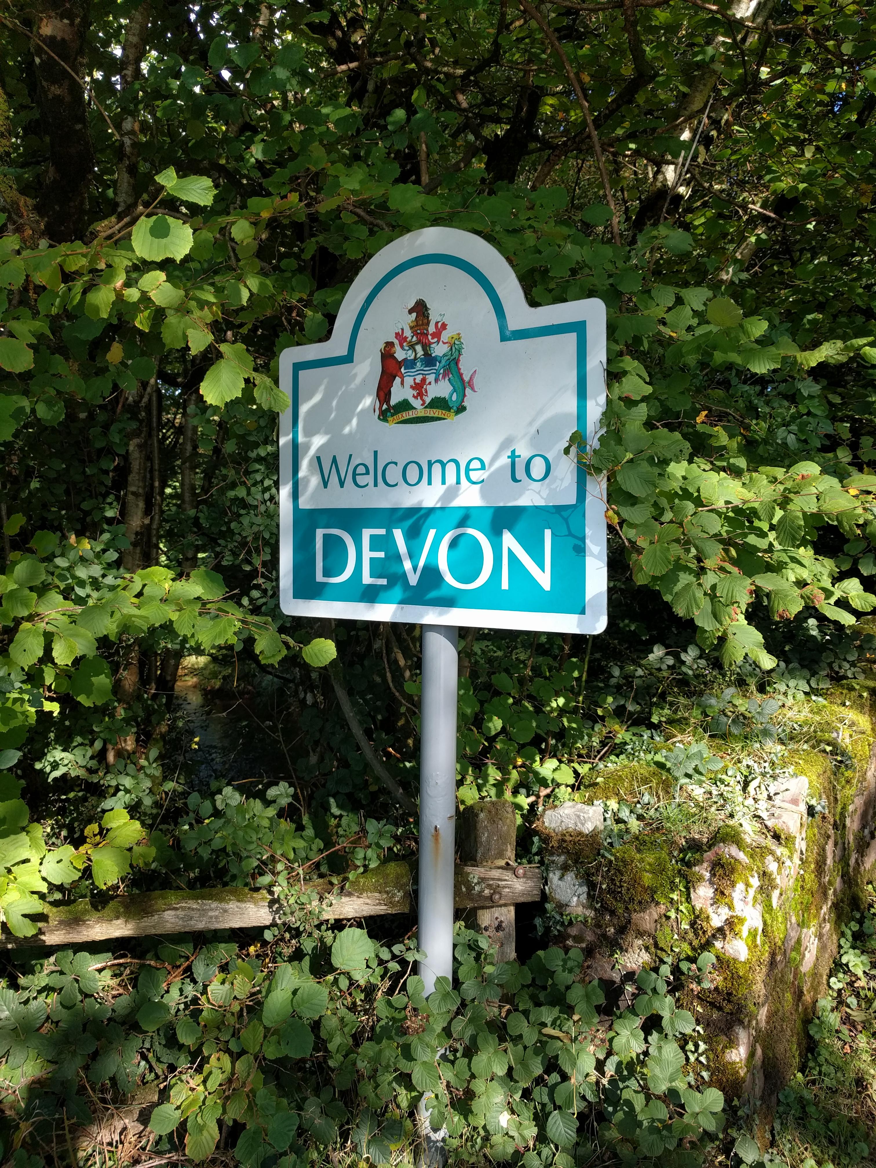 Back in Devon #sh #twomoorsway #DevonC2C