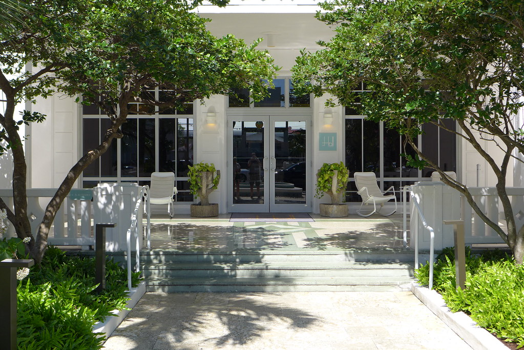 The Hall Hotel Miami South Beach