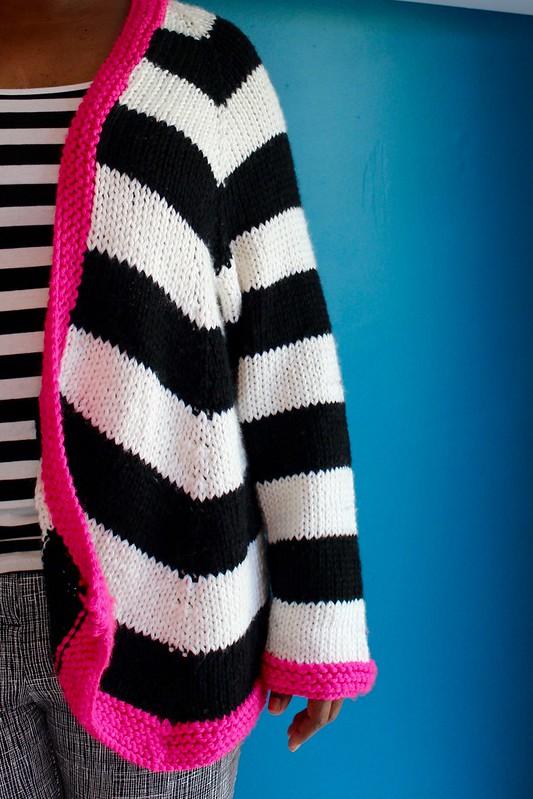 Striped Bermondsey and me